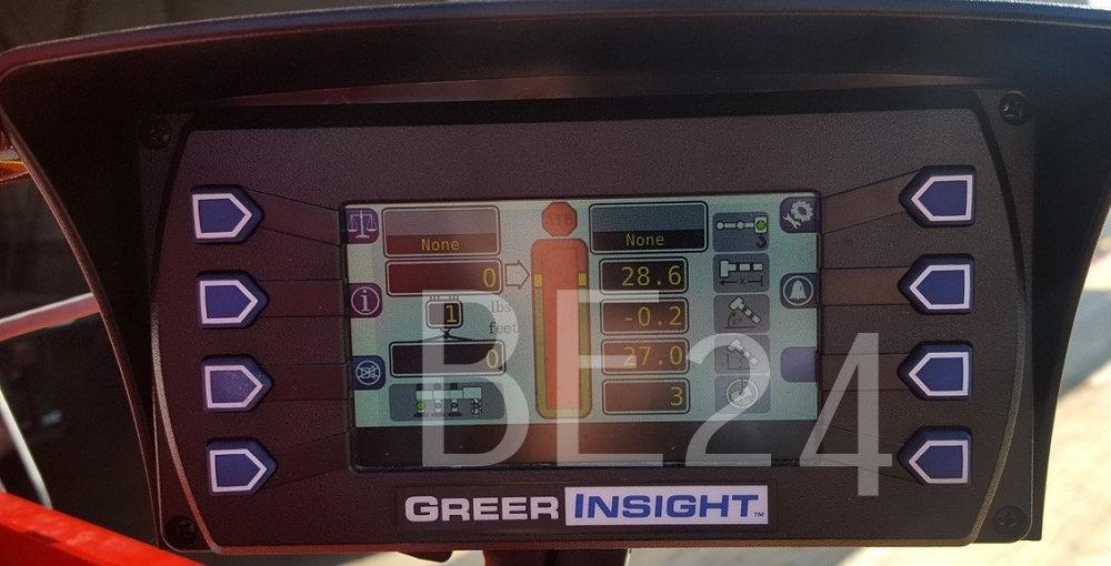 Terex Monitor Reparatur