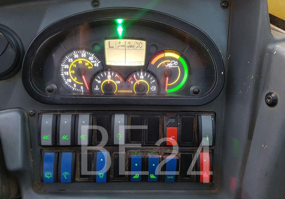 Liebherr Elektronik Reparatur